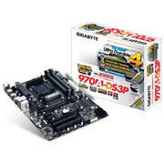 GIGABYTE GA-970A-DS3P Socket AM3+/ AMD 970/ DDR3/ SATA3&USB3.0/ A&GbE/ ATX Motherboard