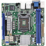 New ASRock E3C226D2I LGA1150/ Intel C226/ DDR3/ SATA3&USB3.0/ V&2GbE/ Mini-ITX Server Motherboard