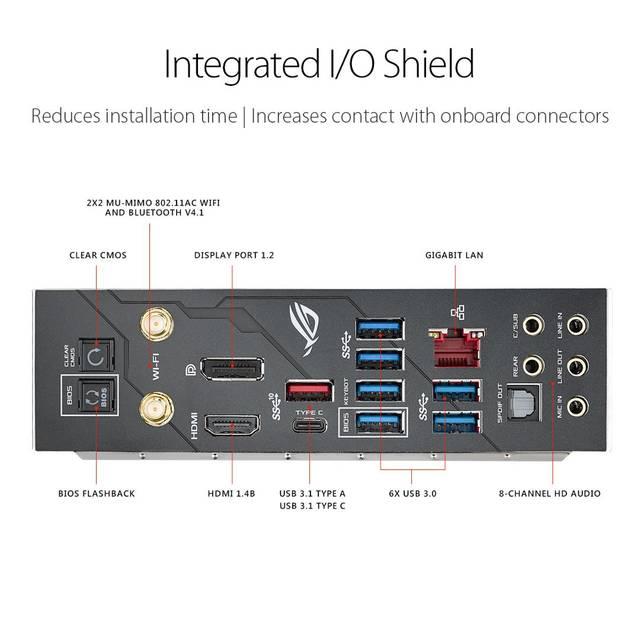 Asus ROG MAXIMUS IX EXTREME LGA1151/ Intel Z270/ DDR4/ 3-Way CrossFireX & 2-Way 13