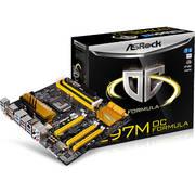 ASRock Z97M OC FORMULA LGA1150/ Intel Z97/ DDR3/ Quad CrossFireX & Quad SLI/ SATA3&USB3.0/ A&GbE/ MicroATX Motherboard